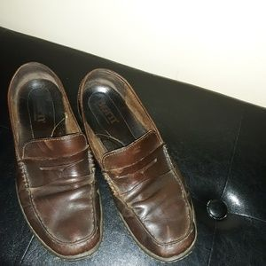 Born loafers/slippers size 11